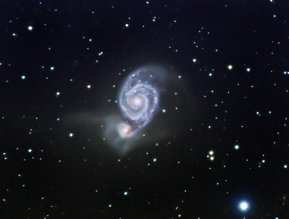 M 51 in Ursa Major